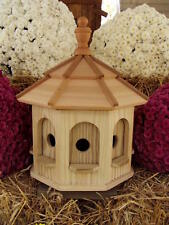 Wood Birdhouse Amish Homemade Handmade Handcrafted Md