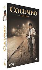 21548 // COLUMBO L'INTEGRALE DE LA SAISON 12 COFFRET 4 DVD NEUF