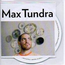 (N72) Max Tundra, Will Get Fooled Again - DJ CD