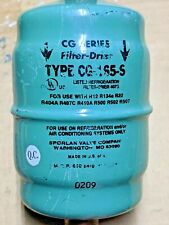 Sporlan Filter Drier Type CG-165-S FILTER DRYER TYPE HVAC Systems