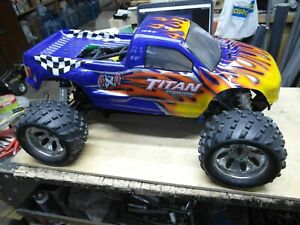 Smartech Titan 4WD MONSTeR Truck, USED