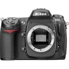 Nikon d300 SLR-cámara digital 12mp LiveView carcasa-muy buen estado!