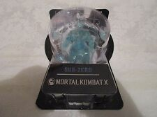"Mezco Mortal Kombat X MKX 6"" Inch 2015 Con Exclusive Sub-Zero Ice Clone Variant"