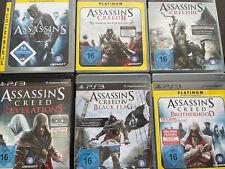 assassins creed ps3 Spielesammlung