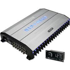 Hifonics Thor TRX4004DSP - 4 Kanal Endstufe Verstärker mit 8 Kanal DSP Prozessor