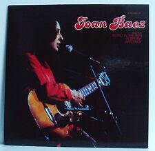 LP Joan Baez  A Package of Joan Baez  Bear Family 1978