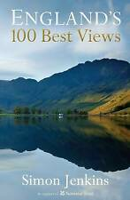 England's 100 Best Views, Jenkins, Simon, ISBN 978178125095 BRAND NEW
