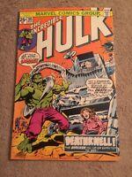 INCREDIBLE HULK #185 Bronze Age 1st Print [Marvel Comics, 1974]