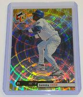 1999 Upper Deck HoloGrFX AuSOME Sammy Sosa #14 MLB Chicago Cubs Baseball Card