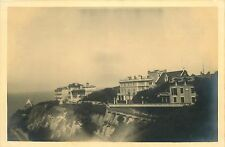 PHOTO 031015 - 1933 BIARRITZ - allée marine - villa