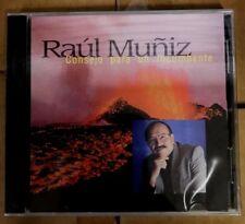 RAUL MUÑIZ - CONSEJO DE UN INCUNBENTE - CD