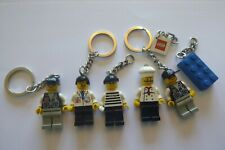 Lego Selection of Keychains as pictured