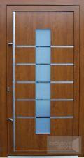 exclusivedoors.eu - Front door with triple glazed EXD 035 - Schuco
