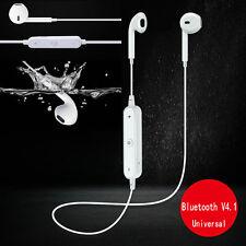 Bluetooth Sans-fil Sport Stéréo Ecouteurs Écouteur pour iPhone Samsung
