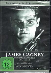 James Cagney - Cowboy, Ganster und Ikone / 4 Klassiker Filme DVD