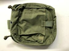 US Army Nar North American Rescue Drop Leg Panel First Aid Kit Pouch 19cm x 20cm