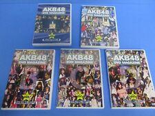 2010 AKB48 DVD Magazine Vol. 5 ABCD AKB Japan 6-disc set + photo book US Seller