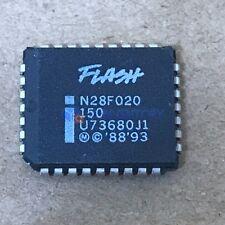 5PCS N28F020-150 Encapsulation:28F020 2048K (256K X 8) CMOS FLASH MEMORY