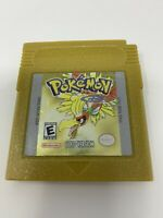 Pokemon: Gold Version (Game Boy Color, 2000) Authentic & Tested