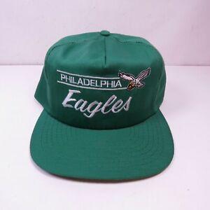 vintage philadelphia eagles annco snapback