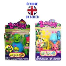 Zoobles HairDoodles SPRING TO LIFE Tails & Random CHRISTMAS GIFT PRESENT TOY
