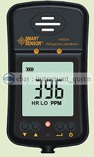 Handheld Refrigerant Gas Leak Test Detector Monitor 0-1000Ppm Li-battery As8904