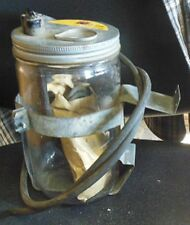 VINTAGE 1950s GM ACCESS 55-57 CHEVY WINDSHIELD WASHER LAR W/BRACKET PART V-6463