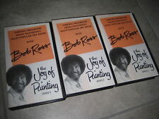 VTG Vintage PBS Bob Ross The Joy Of Painting Art Series 3 Three 1992 VHS USED