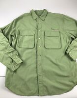 Insect Shield NoBu.gs Adult Hoodie Olive Green NEW Hiking Outdoor Large