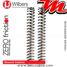 Ressort de Fourche Wilbers SUZUKI DRZ 400 SM 2005+ Linéaires 5.0 - Zero Friction