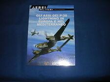 Gli assi dei P-38 lightining Osprey Aviation Del Prado
