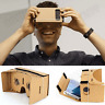 3D Google Cardboard Glasses VR Virtual Reality for mobile phone Headset