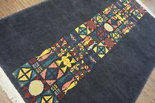 82-Wunderschöner Original Nepal,200x143 cm² *Brandneu*,Tappeto,Rug,Teppich,Carpt