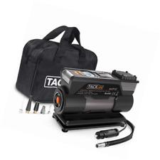 TACKLIFE ACP1C Compresseur d'Air Voiture, Gonfleur Electrique de Pneu 12V, 150PS