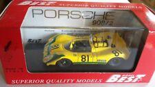 Porsche 908/2 Temporada 1970 Best 1/43