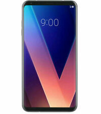 New Other LG V30 Plus LS998- 128GB Sprint+GSM Unlocked - Black- LCD GHOST