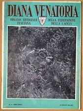 Hunting DIANA-Organ Hunting Federation - 1941-show