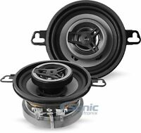 "2) CRUNCH CS35CX 3.5-INCH 3-1/2"" 2-WAY CAR AUDIO POWER COAXIAL SPEAKERS (PAIR)"