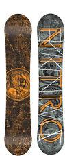 New 2015 Nitro Swindle Mens Snowboard 148 cm
