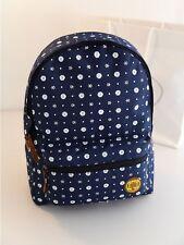 EXO Schoolbag Blue bag Luhan Sehun Kris xiumin lay KPOP NEW