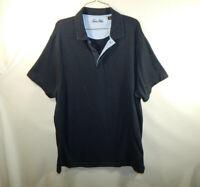 Tasso Elba Polo Mens Short Sleeve Golf Shirt Size Extra Extra Large XXL 2XL