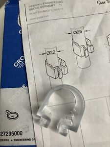 Grohe Shelf Soap Dish 27206000 - 22mm ATTACHMENT RING ONLY