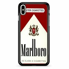 MARLBORO 100 CIGARETTES for iPhone 5 6 7 8 X XR XS MAX samsung cover case