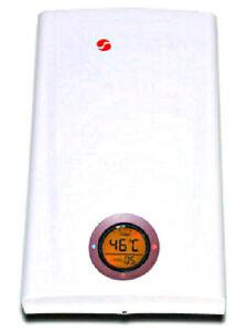 elektronischer Durchlauferhitzer 3in1 Digital Display 18/21/24Kw einstellbar LCD