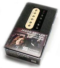 Seymour Duncan PERPETUAL BURN Jason Becker Signature Bridge TREMBUCKER Zebra