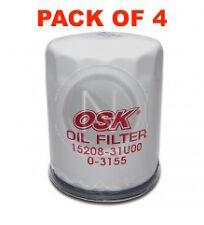 OSAKA Oil Filter Z547 - FOR Honda Accord CK CM CP CR CIVIC ES EU FD - BOX OF 4