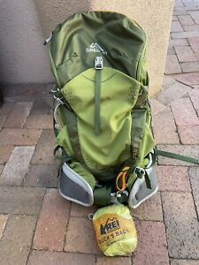 Gregory Z30 Pack Backpack Black, Great Condition, Size M