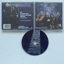 CD NIGHTFALL Electronegative   HOLY42MCD  DEATH METAL