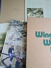 Paul McCartney Wings Wild Life archive collection edition CD DVD Book box set