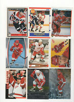 92 count lot mixed Kris Draper CARDS! Red Wings Center many Rookie Cards! DRAPES